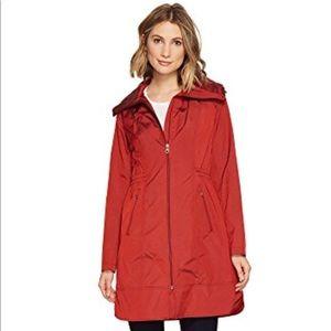 Cole Hann Breasted Rain Coat